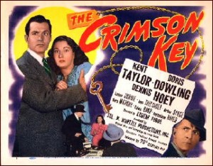 The Crimson Key Movie Poster